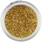 Large glitters - golden, holographic
