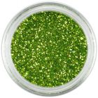 Large glitters - light green