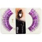 Metallic - Shiny Purple False Eyelashes
