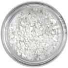 Small Confetti - White Squares