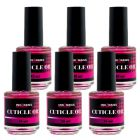 Cuticle oil, 6pcs - Cuticle Oil PINEAPPLE PINK 15ml