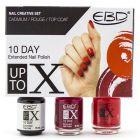 Nail polish kit - Nail Creative Set, Cadmium, Rouge, Top Coat