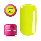 Gel Base One Neon- Sparkling Lemon 21, 5g