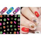 Luxurious water decals – Xmas