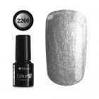 Gel polish - Color IT Premium Silver 2260, 6g