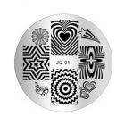 Nail art stamping plate - JQ-01