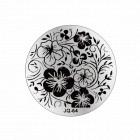 Nail art stamping plate - JQ-64