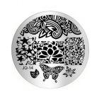 Nail art stamping plate - JQ-14
