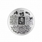 Nail art stamping plate - JQ-05