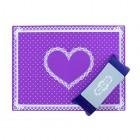 Hand rest set  – violet