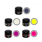 DRY colour gels - 5pcs kit - neon