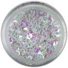 Crescent glitter - pearlescent