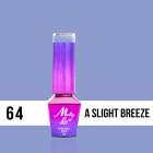 MOLLY LAC UV/LED gel nail polish Delicate Woman - A Slight Breeze 64, 10ml