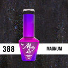MOLLY LAC UV/LED gel nail polish Wedding Dream and Champagne  - Magnum 388, 10ml