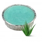 Cosmetic paraffin wax with scent of aloe vera