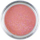 Apricot pink nail acrylic 7g - Purplish Red Glitter