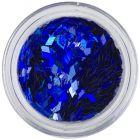 Aqua tip decoration - dark blue