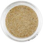 Small glitter flakes – sandy brown