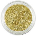 Decorative flitter - light gold