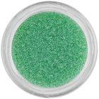 Nail art decorations - light green pearls 0,5mm
