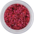 Red asymmetric flakes – small
