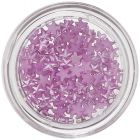 Pearlescent Stars for Nails - Purple