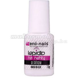 Glue for nails with brush - 7,5g