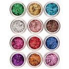 Nail art set - flitter, 12pcs